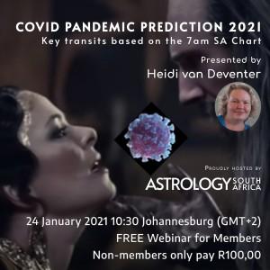 Pandemic Predictions - Heidi van Deventer - POST